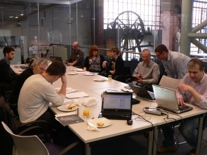 Spatial technologies and beyond text workshop, NRM.